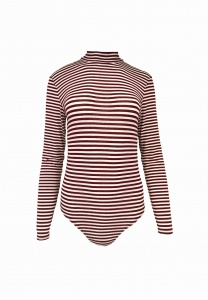Body BASIC STRIPE CHERRY