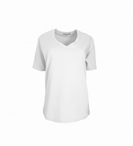 T-Shirt PURE V-NECK WHITE
