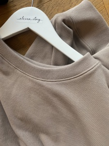 Komplet dresowy  BASIC  CLASSIC NUDE TAUPE